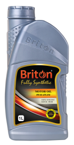 BRITON 0W40 FULLY SYNTHETIC