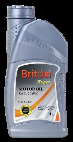 20W50 Briton Super 1L
