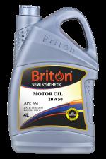 MOTOR OIL SEMI SYNTHETIC 20W50