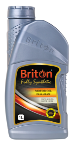 BRITON 5W40 FULLY SYNTHETIC