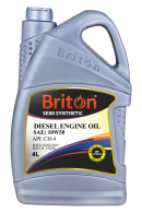 BRITON DIESEL ENG OIL SEMI SYNTHETIC 10W50