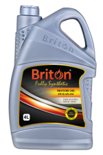 BRITON MOTOR ENG OIL FULLY SYNTHETIC 0W20